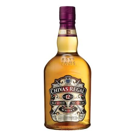 W. Chivas Regal 12 a�os 1x750cc