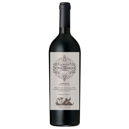 Gran Enemigo Single Vineyard Agrelo Cabernet Franc 6x750cc