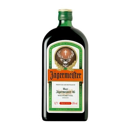 Licor Jagermeister 1x700cc