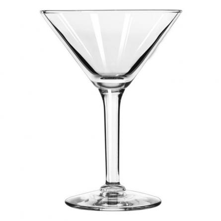 Copa Martini Cristal 6x210ml. BOHEMIA CRYSTAL - Rep�blica Checa